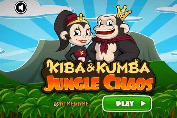 Play Kiba Kumba Jungle Chaos