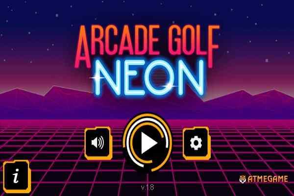Play Arcade Golf: NEON