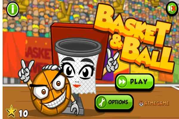 Play Basket & Ball