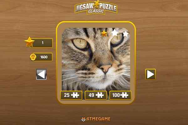 Play Jigsaw Puzzle Classic