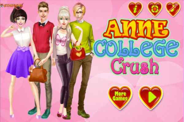 Play Anne College Crush