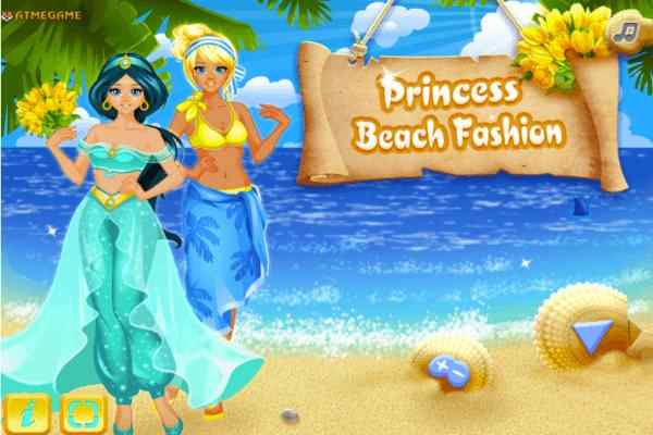 Play Princess Beach Fashion