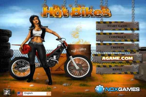 Play Hot Bikes