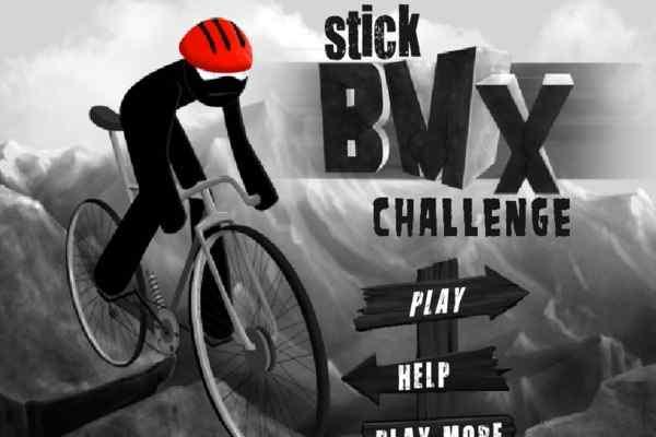 Play Stick BMX Challenge