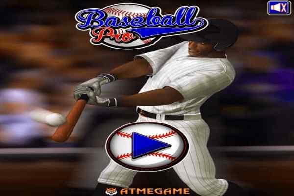 Play Baseball Pro