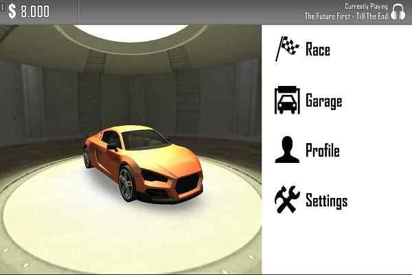 Play Asphalt Speed Racing 3D