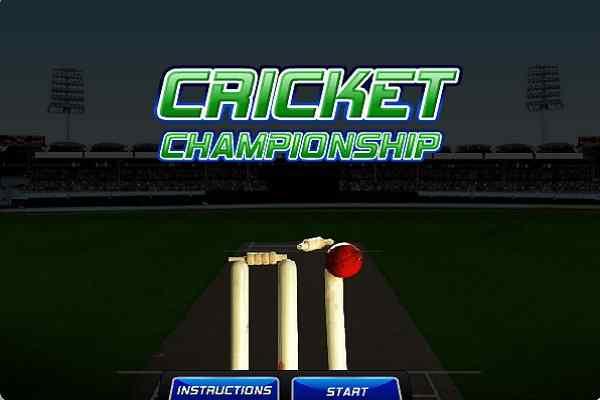Play Cricket Championship