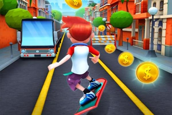 subway surfer game to play