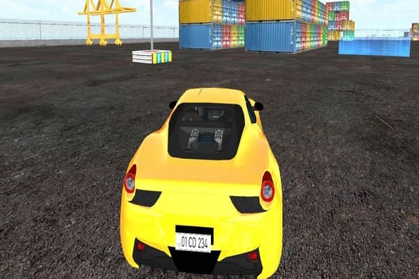 Play Dockyard Car Parking