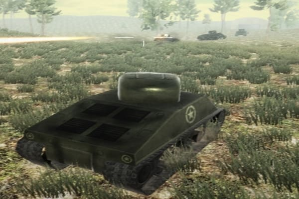 Play Tank War Simulator