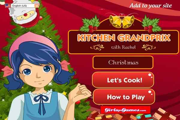 Play Rachel Kitchen Grand Prix