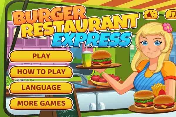 Play Burger Restaurant Express
