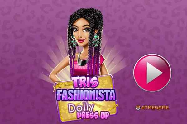 Play Tris Fashionista Dolly