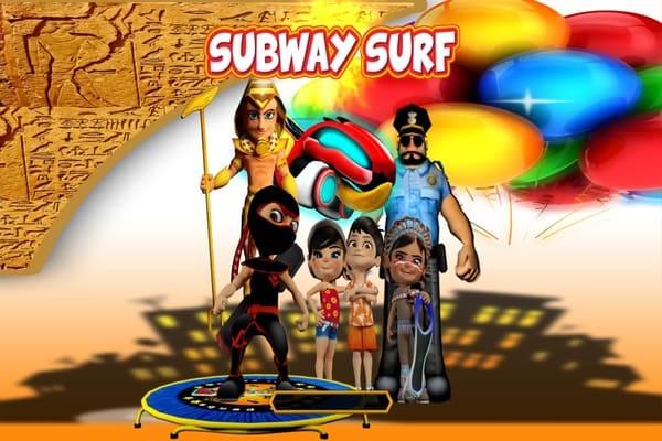 Play Subway Run New 2019