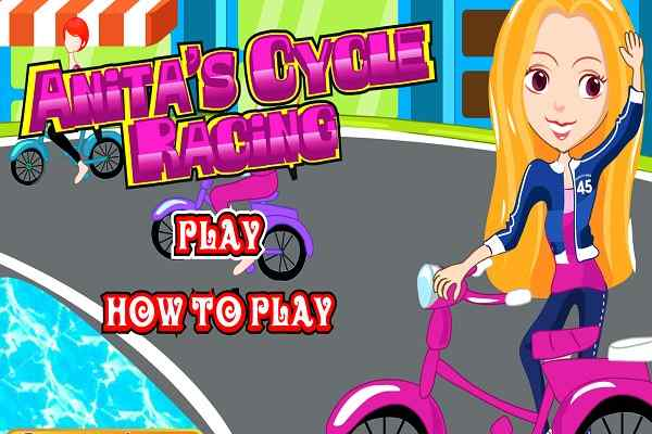 Play Anita Cycle Racing