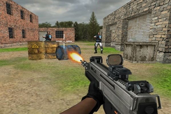 Bullet Fire 2 Shooting Games Play Online Free
