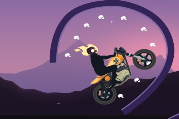 Play Ghost Knight Rider