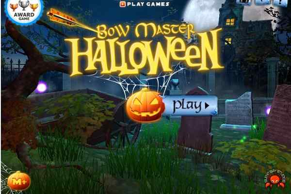 Play Bow Master Halloween