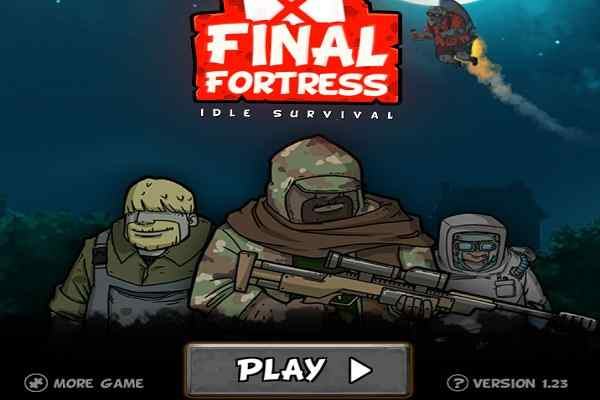 Play Final Fortress