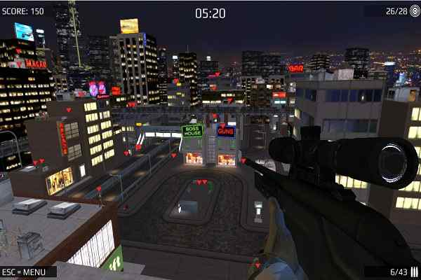 Play Stealth Sniper 2