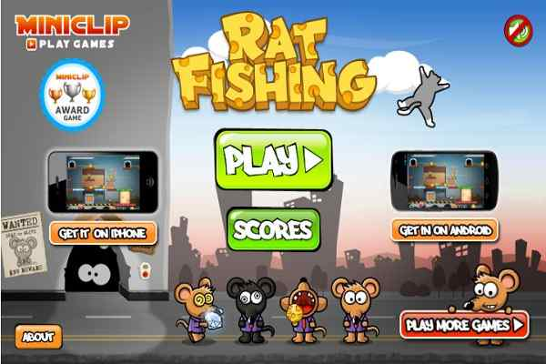 Play Rat Fishing