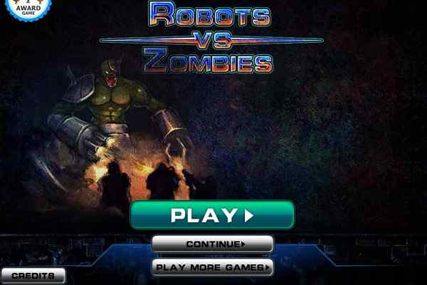 Play Robots vs Zombies