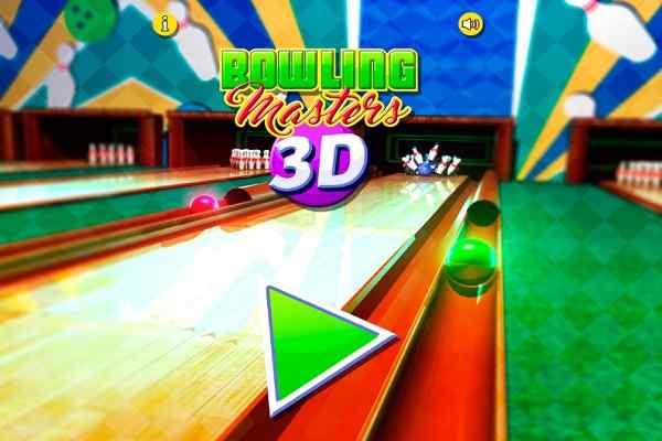 Play Bowling Masters