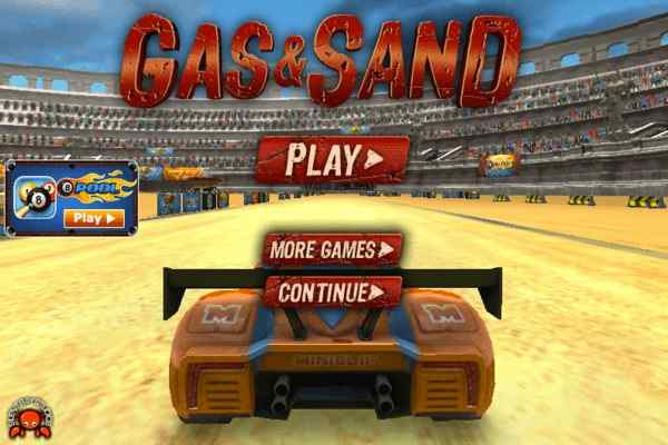 Play Gas & Sand