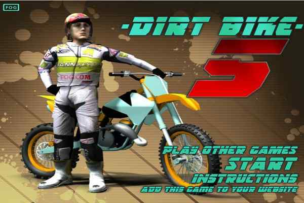 Play Dirt Bike 5