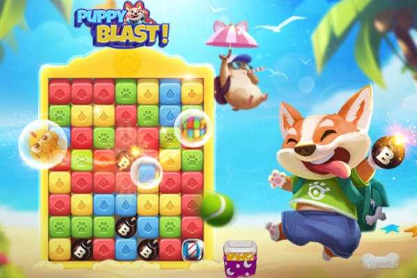 Play Puppy Blast