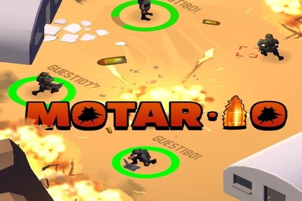 Play Mortar.io