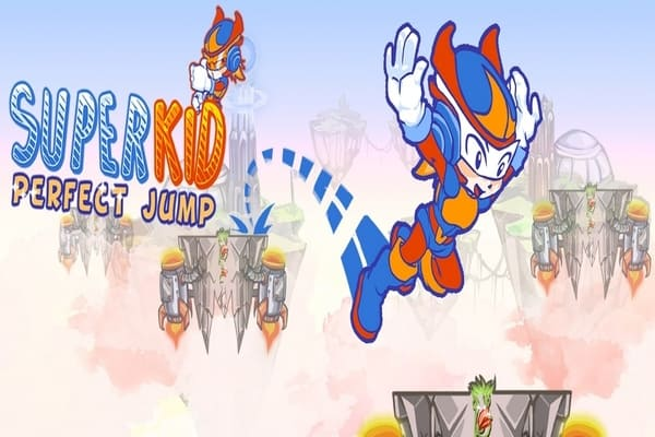 Play Super Kid Perfect Jump