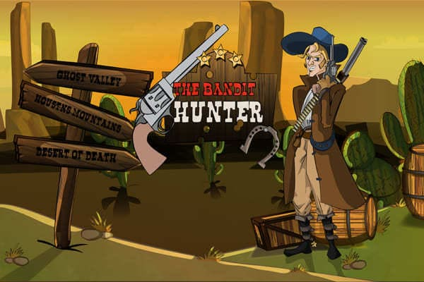 Play The Bandit Hunter