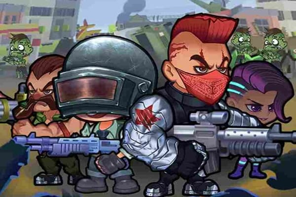 Play Zombie Killers