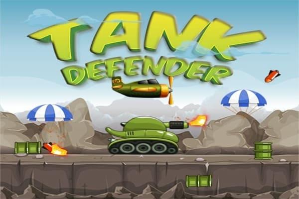 Play Tank Defender
