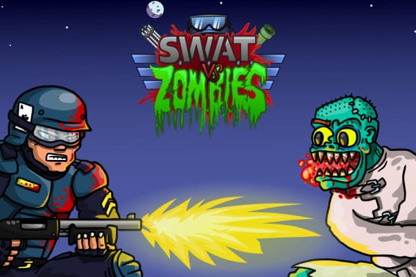 Play Swat Vs Zombies