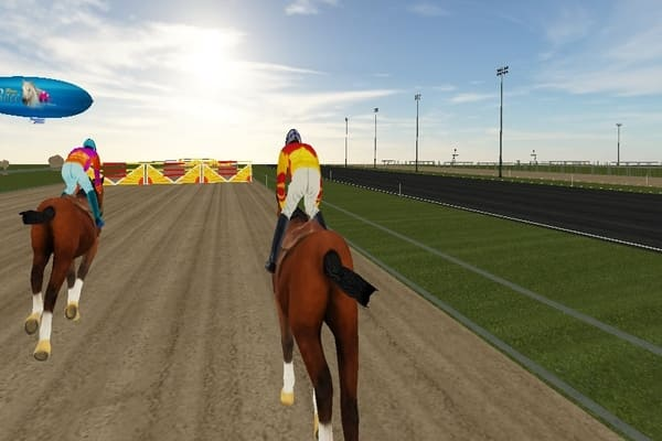 Play Horse Ride Racing