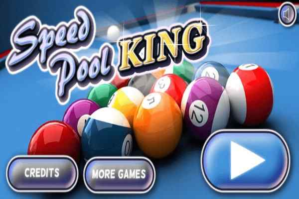 Play Speed Pool King