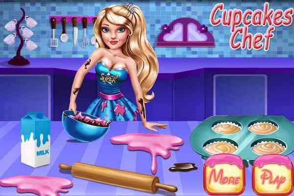 Play Cupcakes Chef