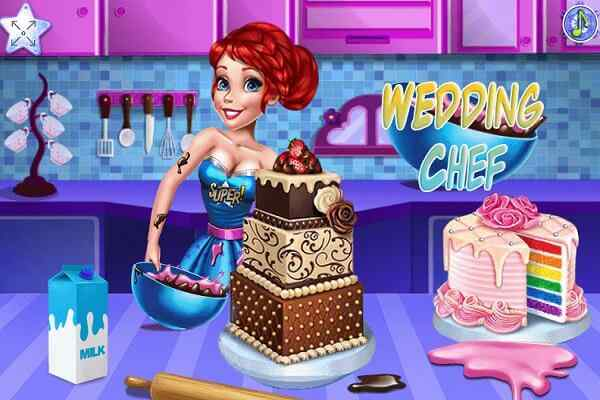 Play Wedding Chef