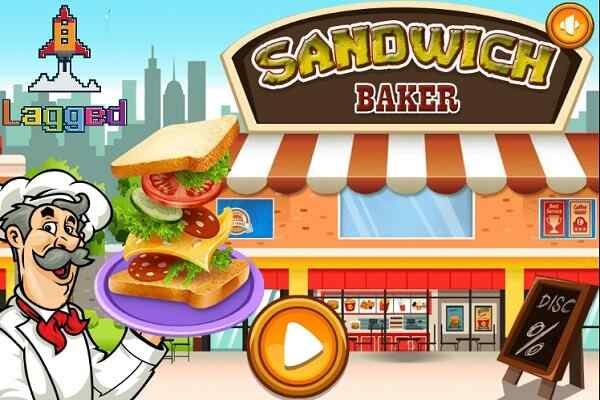 Play Sandwich Baker