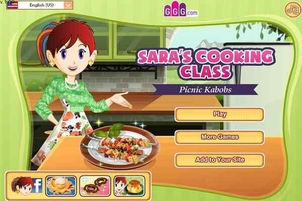Play Picnic Kabobs: Sara's Cooking Class