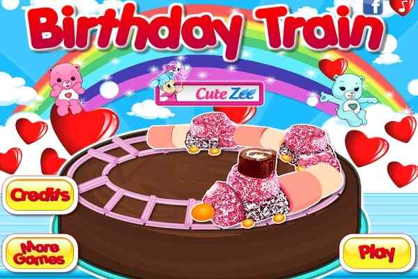 Play Birthday Train