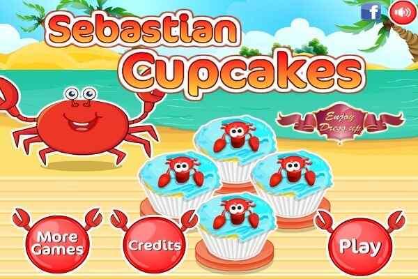 Play Sebastian Cupcakes