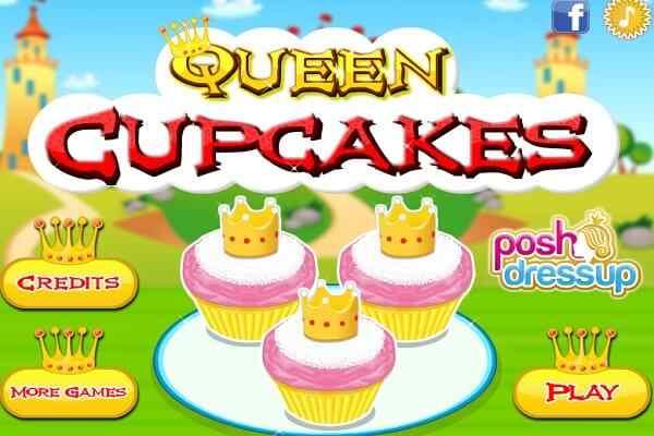 Play Queen Cupcakes
