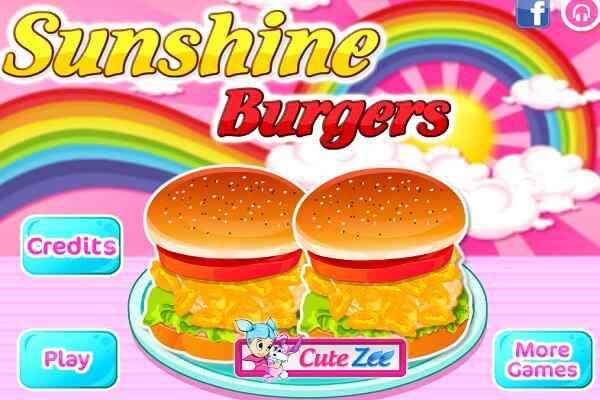 Play Sunshine Burgers