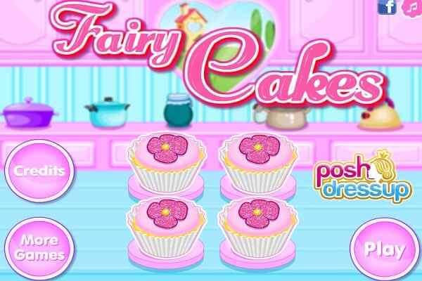 Play Fairy Cakes