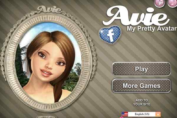 Play Avie My Pretty Avatar