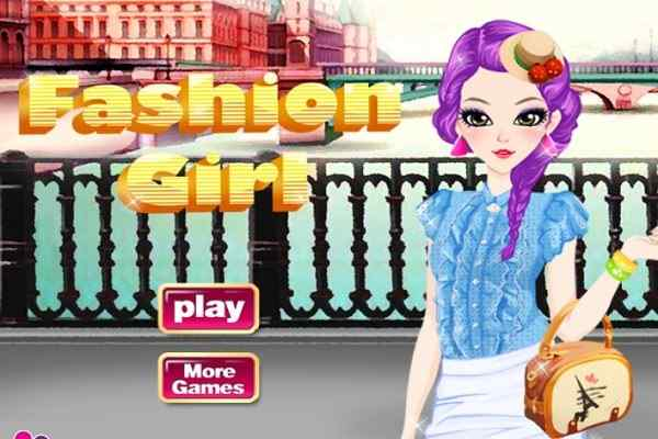 Play Fashion Girl
