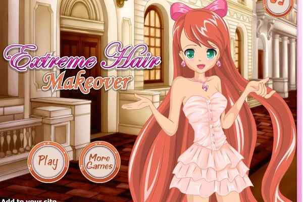 Play Extreme Hair Makeover